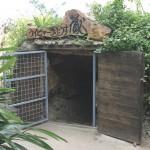 ウプウス蔵の入口