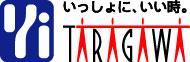 TARAGAWAマーク