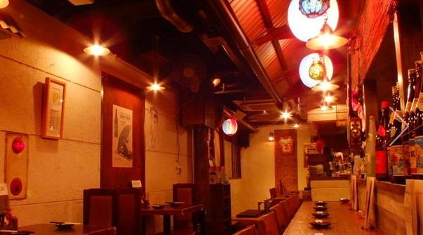 琉球王朝が楽しめる店香の帆kanoho1