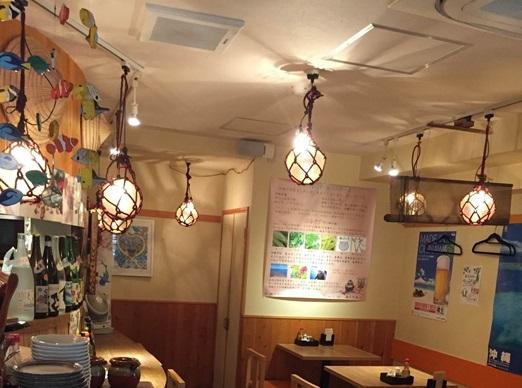 多良川ブラウンの楽しめる店uminchu1