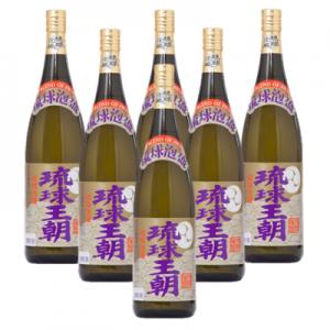 琉球王朝一升瓶×6本