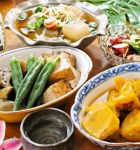 泡盛・琉球王朝に合う料理_ジャストミート